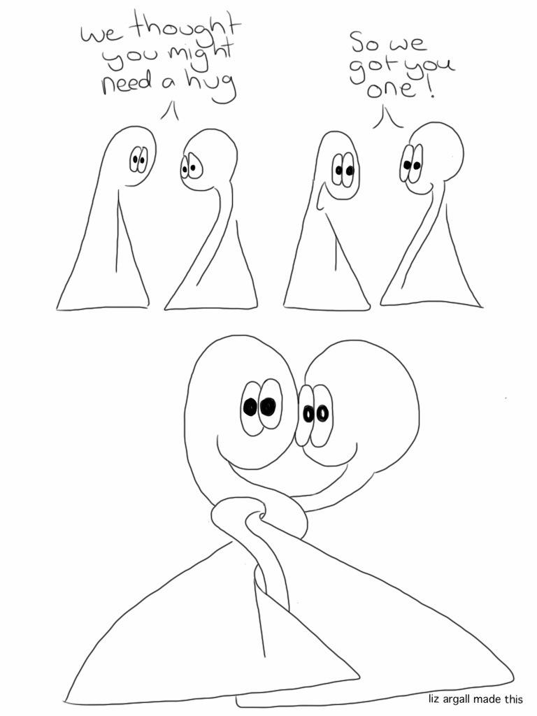21: Hug