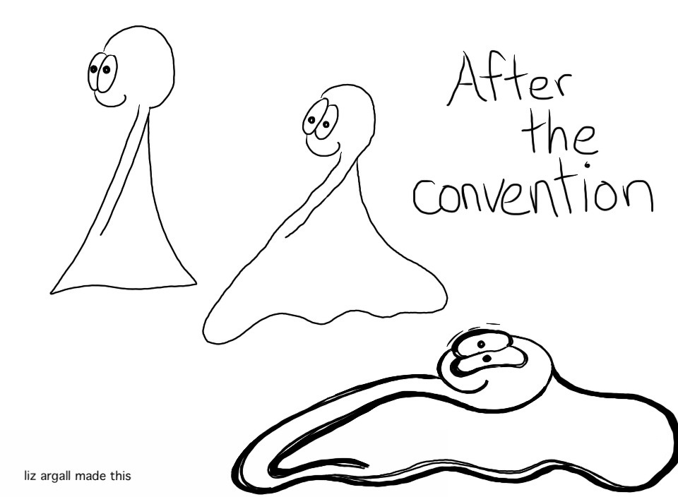 87: After the Convention