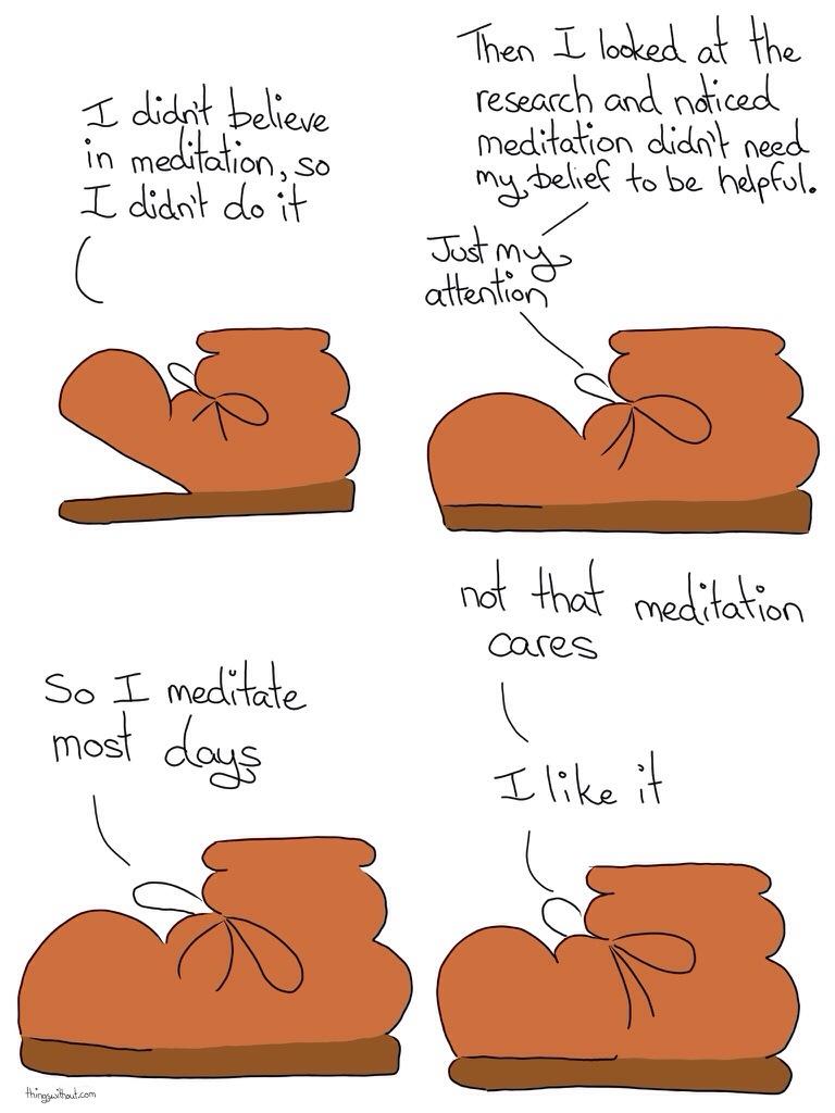 261: boot meditations