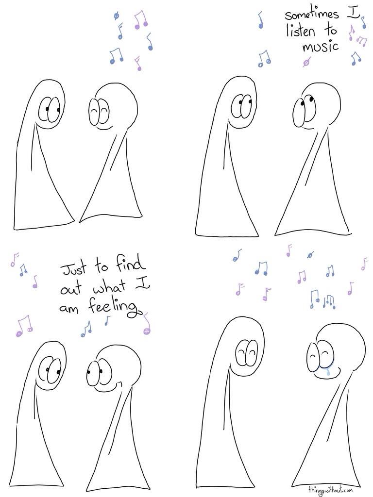272: music feelings