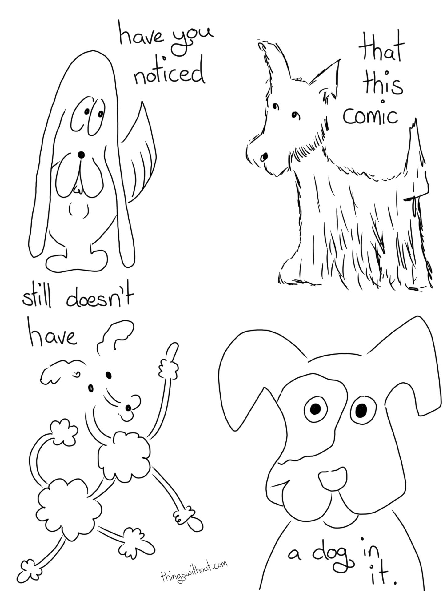 316: Doggies!