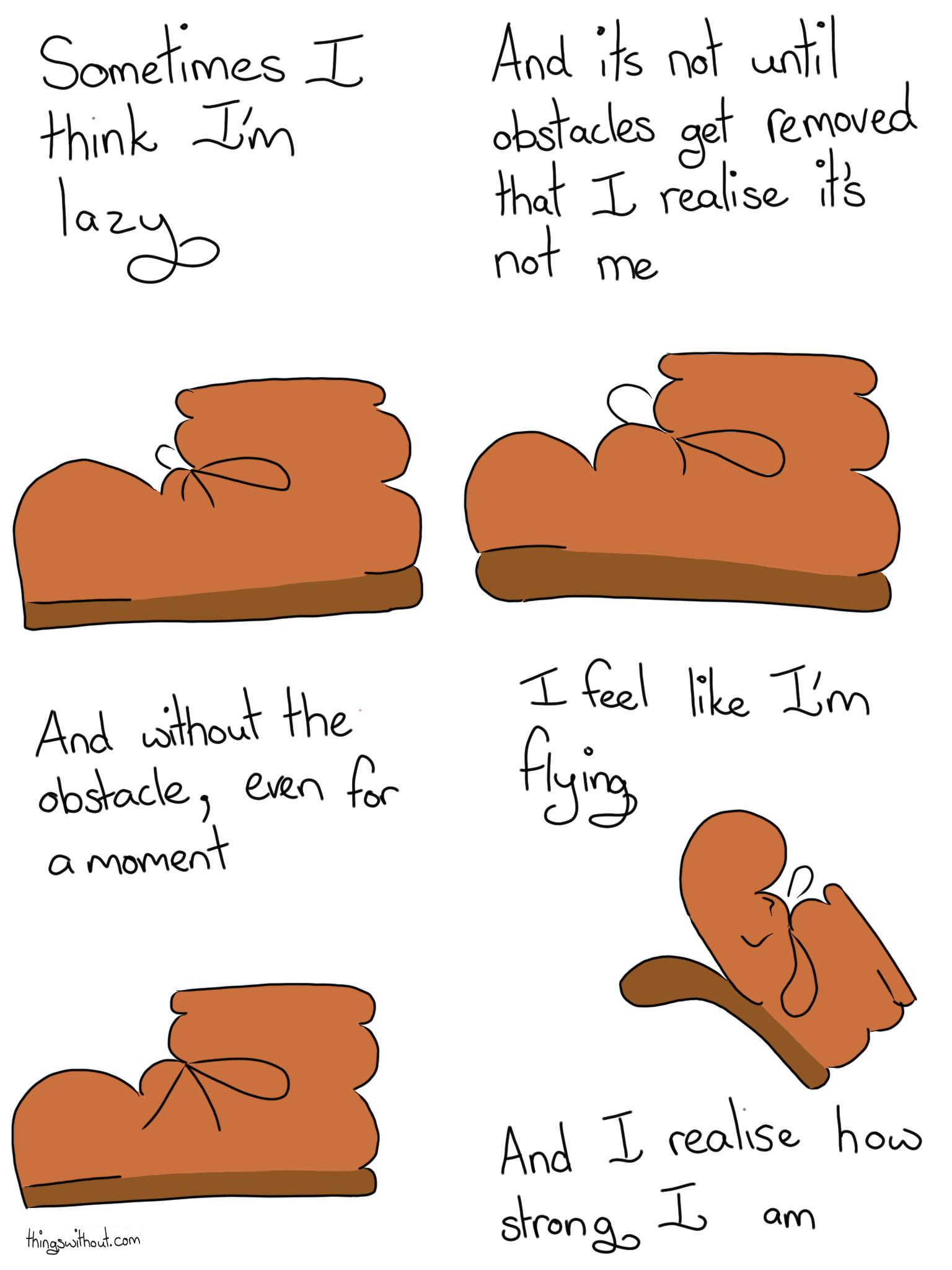 320: Lazy