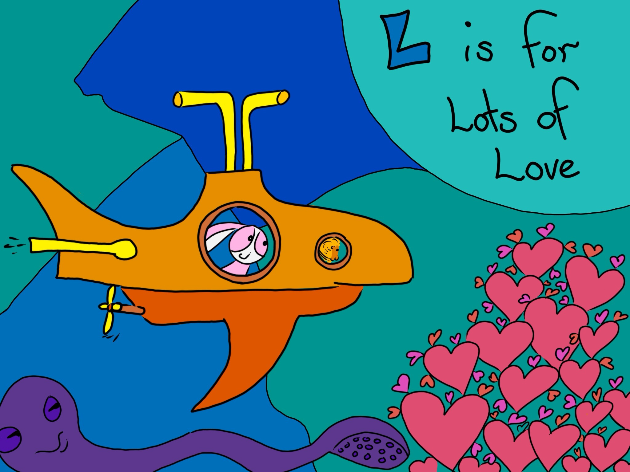 371: L is for Love