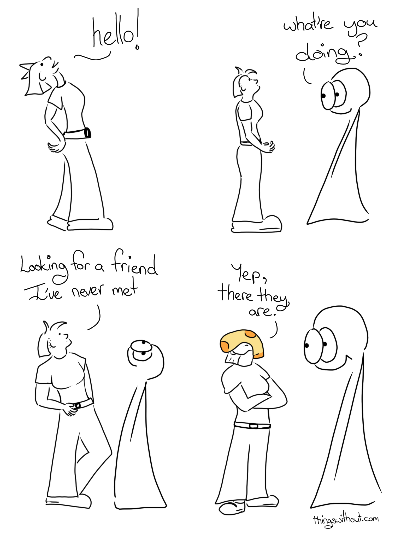 428: Looking for a Friend