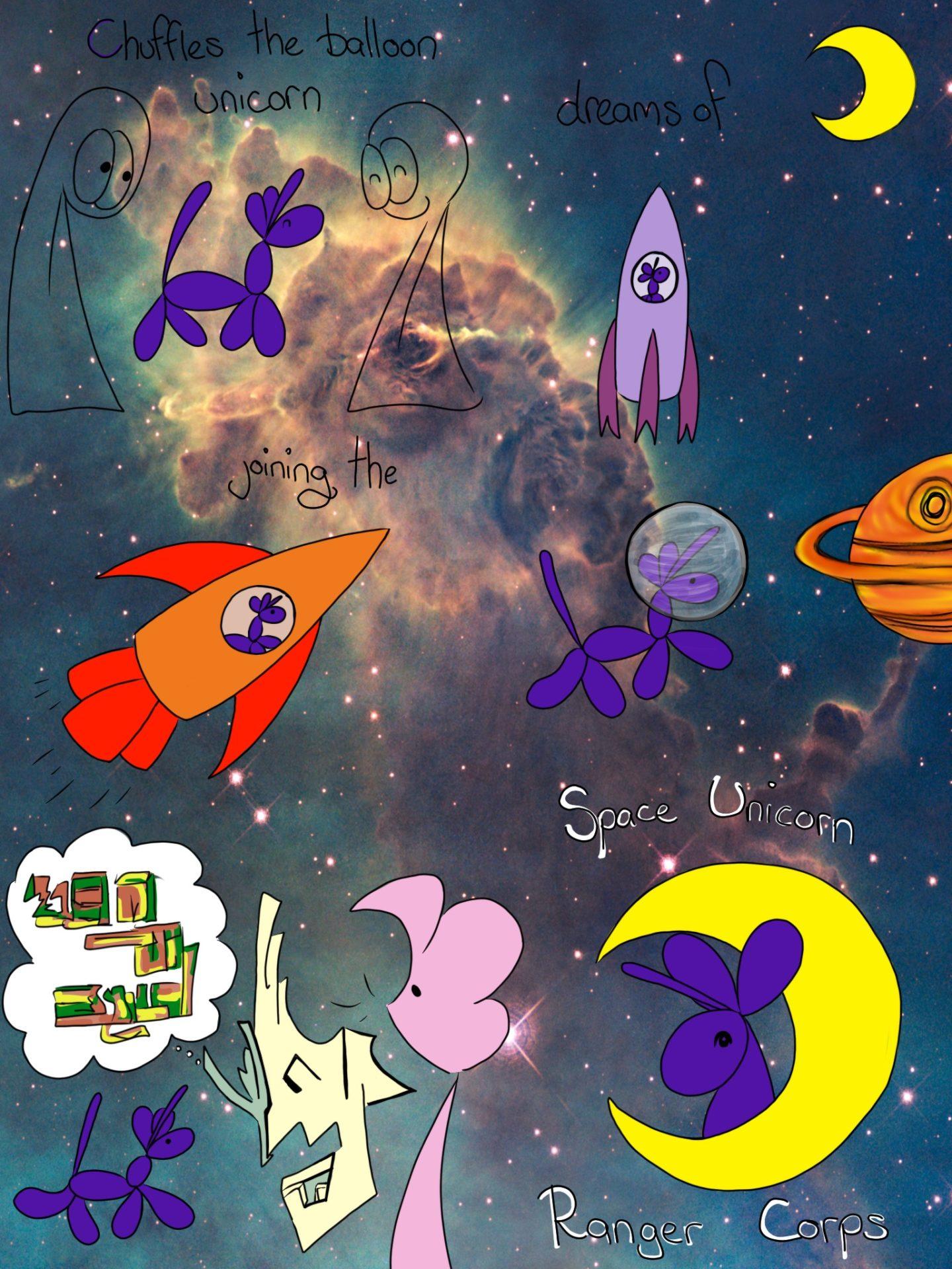 458: Uncanny Space Unicorns!