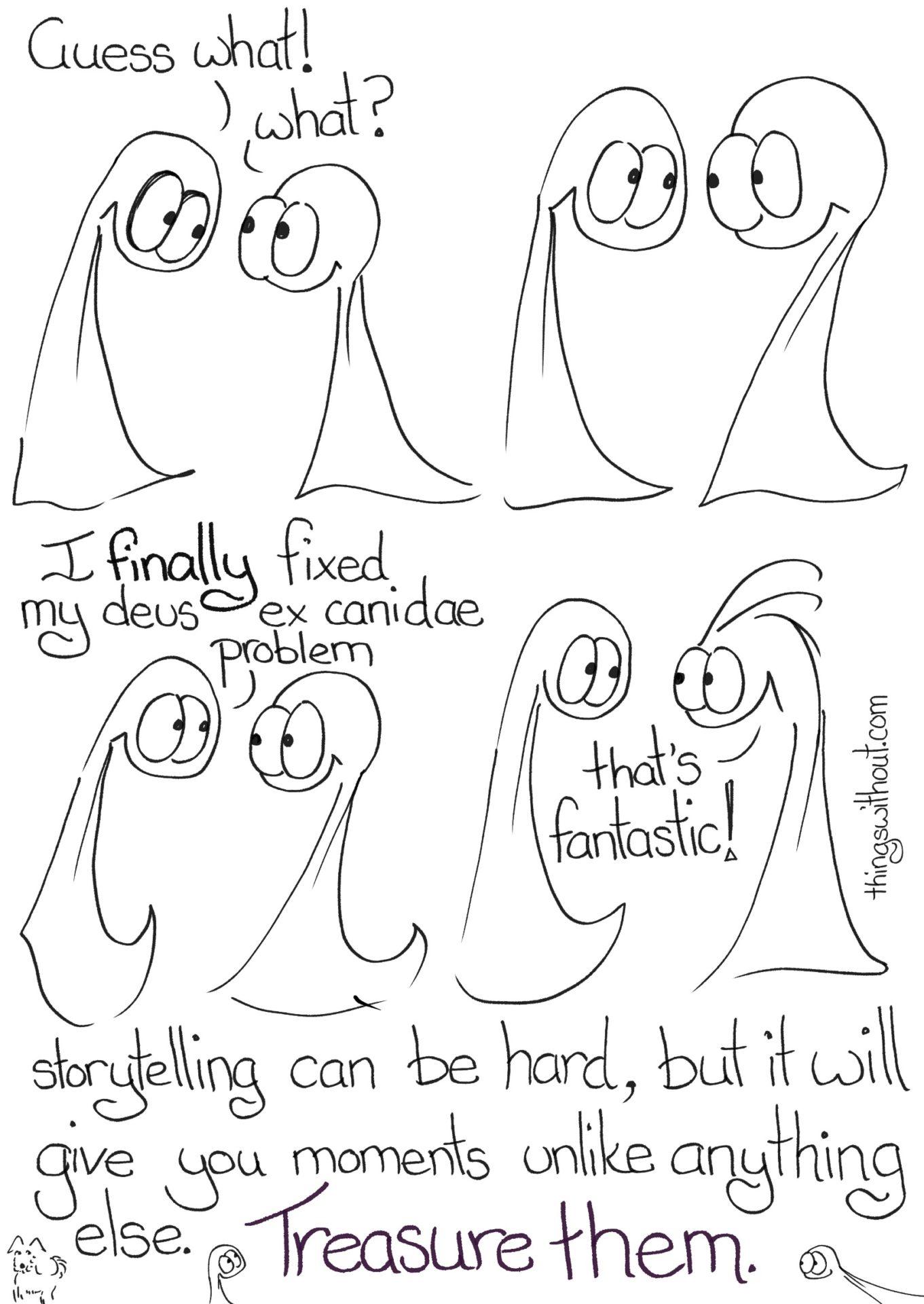 509: storytelling community