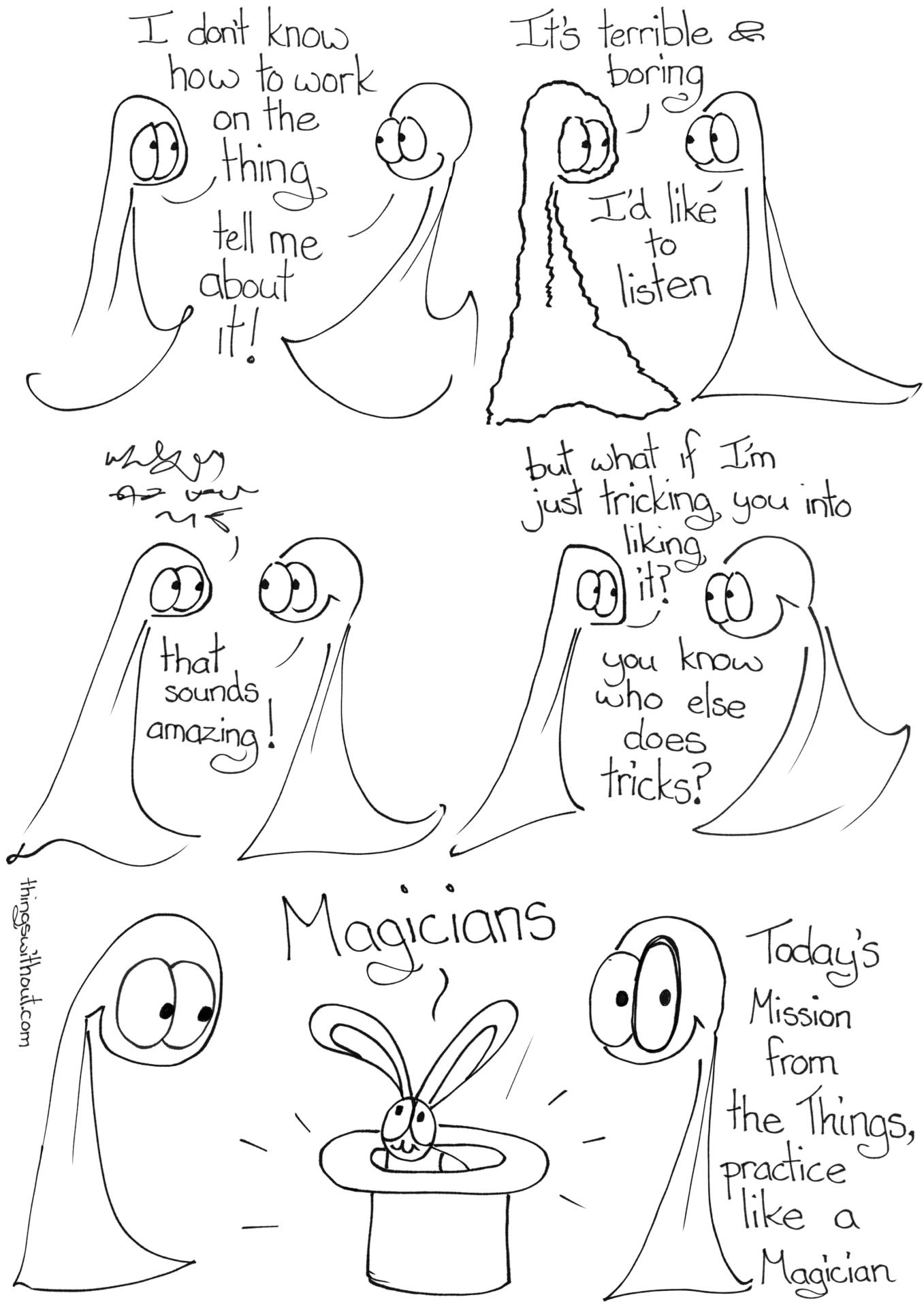 508: Magicians