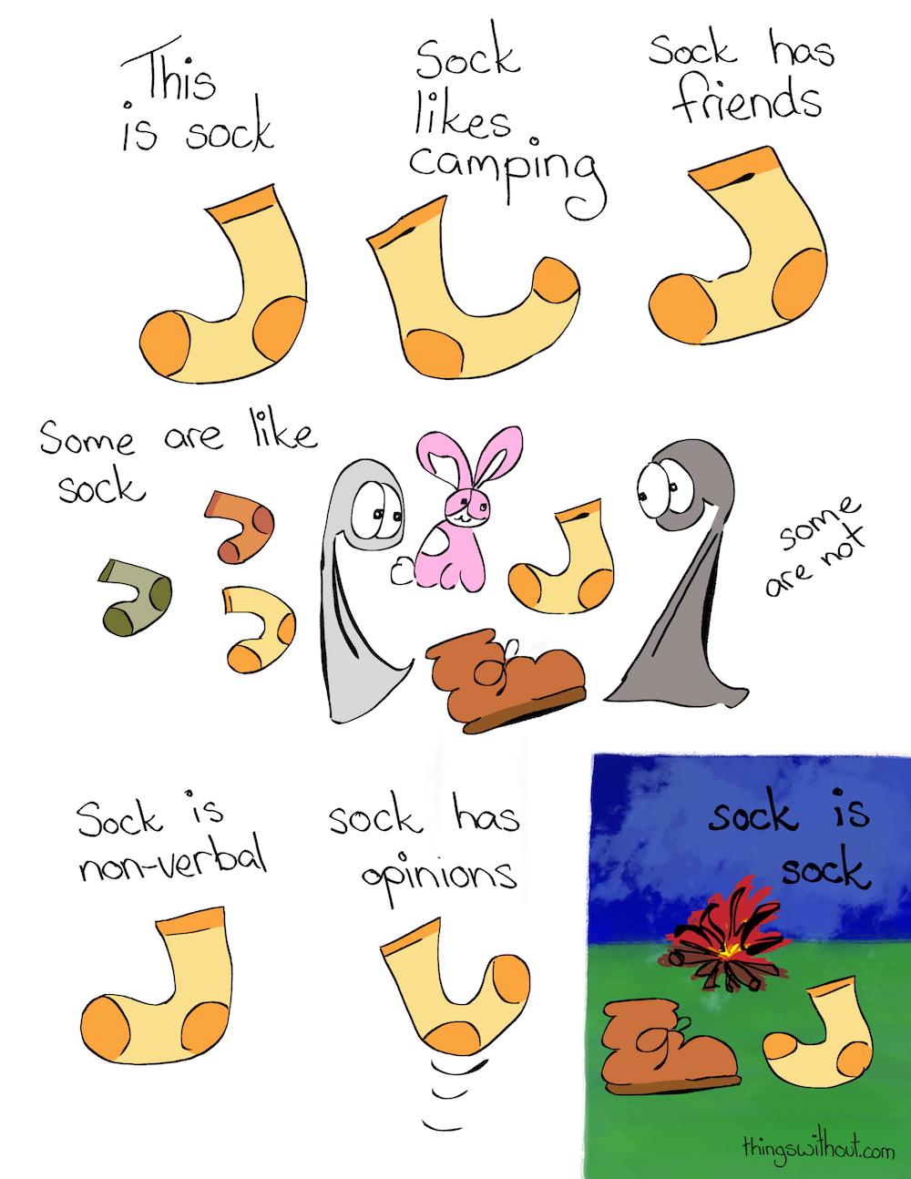 548: Sock is Sock